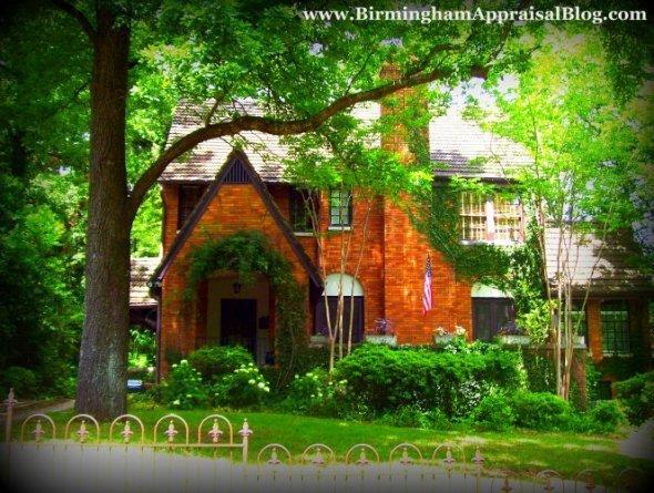 Forest Park Neighborhood-Birmingham, Alabama