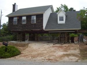 Strange house in Pelham, Alabama