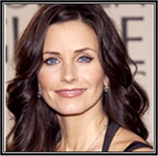 Courtney Cox is from Mountain Brook Alabama