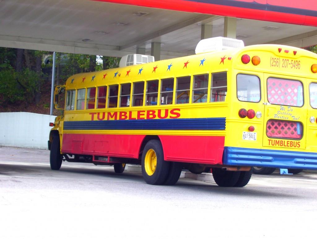 Tumble Bus Birmingham AL