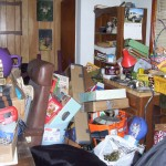 fha loans and messy homes