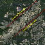 Pleasant Grove tornado path