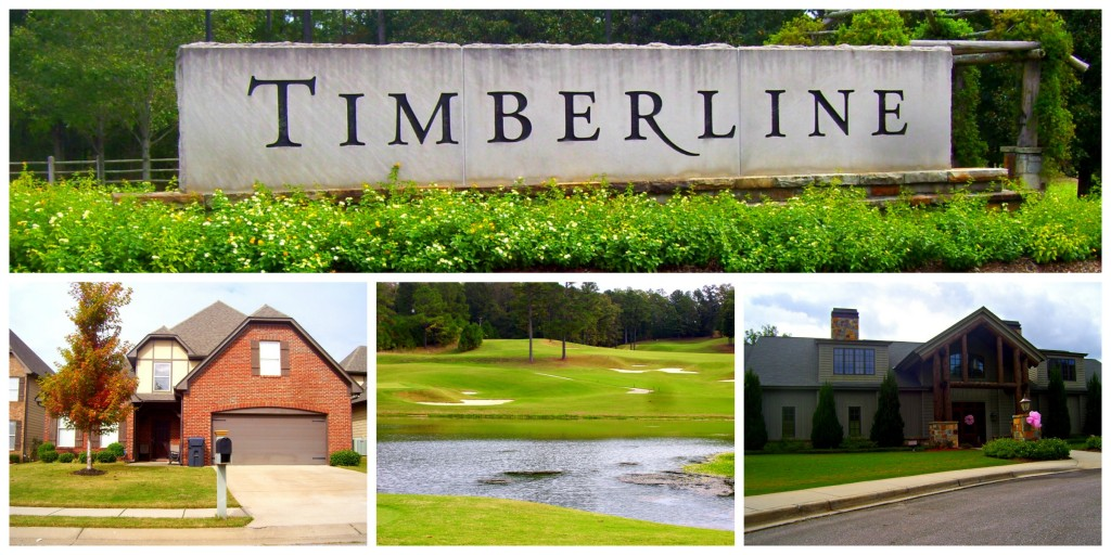 Timberline Collage 1024x512 Timberline Subdivision  Calera, Alabama Real Estate Market Report 2013