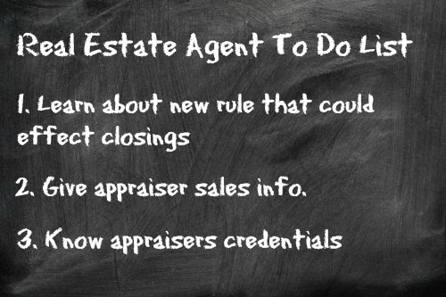 new birmingham alabama appraisal rule