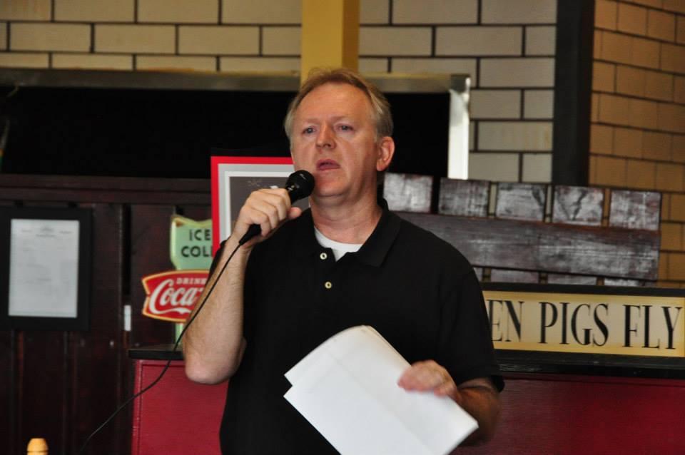 Appraiser Tom Horn Speaking