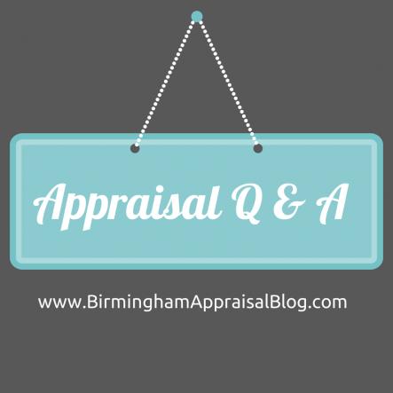 Appraisal Q & A