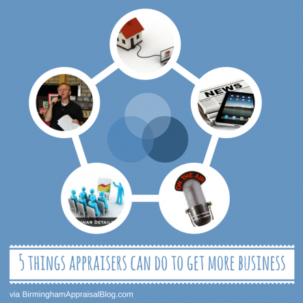 5 Ways To Get Appraisal Business