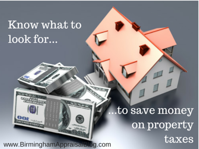 Know what to look for to save money on property taxes