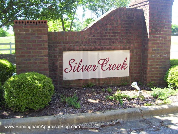 Silver Creek Subdivision Alabaster Alabama
