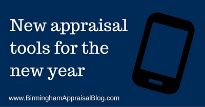 New appraisal tools for the new year