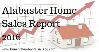 Alabaster home sales 2016