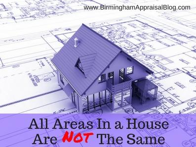 what is gross living area in an appraisal birmingham appraisal blog