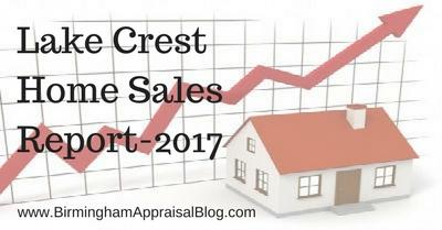 Lake Crest home sales 2017