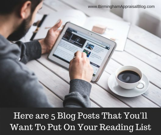 5 Blog Post That You'll Want To Put On Your Reading List