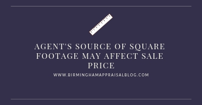 Agents Source Of Square Footage