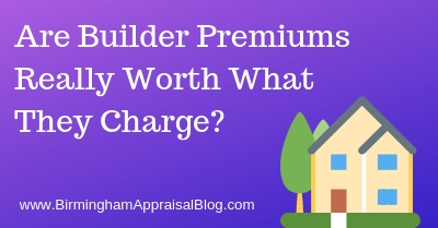 Are Builder Premiums Really Worth What They Charge