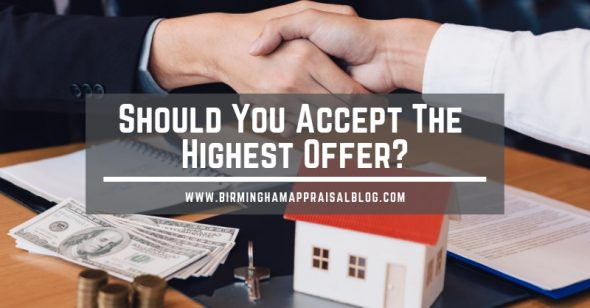 Should You Accept The Highest Offer