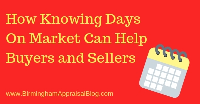 Knowing Days On Market Can Help Buyers and Sellers