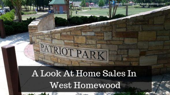 Home Sales In West Homewood